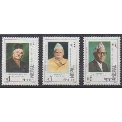 Nepal - 1996 - Nb 604/606 - Literature