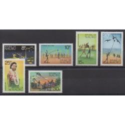 Nauru - 1973 - No 94/99