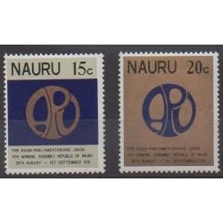 Nauru - 1978 - Nb 175/176
