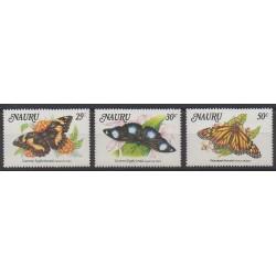 Nauru - 1984 - Nb 283/285 - Insects