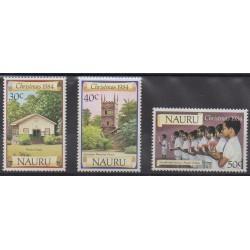 Nauru - 1984 - Nb 286/288 - Christmas