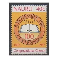 Nauru - 1987 - Nb 336 - Religion