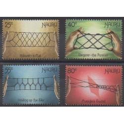 Nauru - 1988 - No 346/349