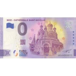 Euro banknote memory - 06 - Nice - Cathédrale Saint-Nicolas - 2021-3 - Nb 15