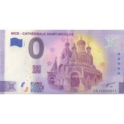 Euro banknote memory - 06 - Nice - Cathédrale Saint-Nicolas - 2021-3 - Nb 11