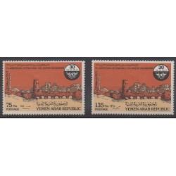 Yemen - Arab Republic - 1979 - Nb 302/303 - Planes