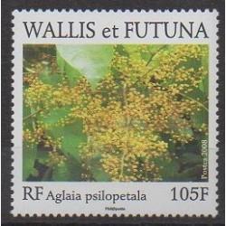 Wallis et Futuna - 2008 - No 699 - Fleurs