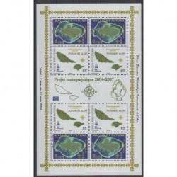 Wallis and Futuna - Blocks and sheets - 2008 - Nb BF23
