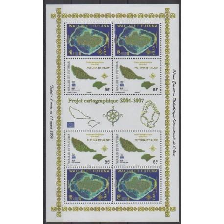 Wallis et Futuna - Blocs et feuillets - 2008 - No BF23