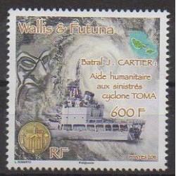 Wallis et Futuna - 2011 - No 747 - Navigation