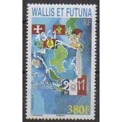 Wallis et Futuna - 2011 - No 754 - Histoire