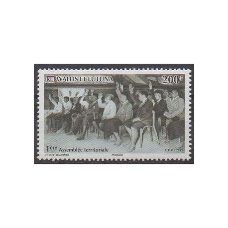 Wallis et Futuna - 2012 - No 763