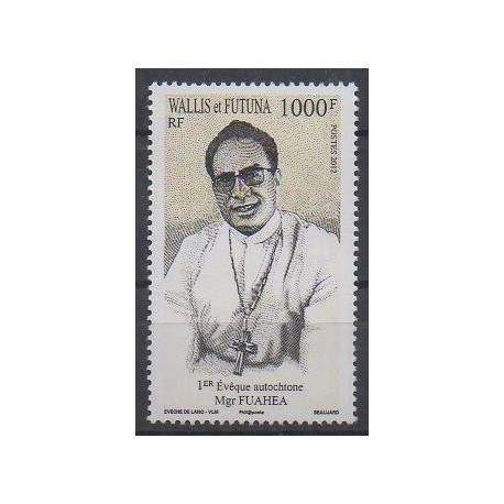 Wallis et Futuna - 2012 - No 780 - Religion