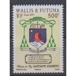 Wallis et Futuna - 2012 - No 775 - Armoiries