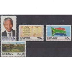 Afrique du Sud - 1994 - No 848/851 - Histoire