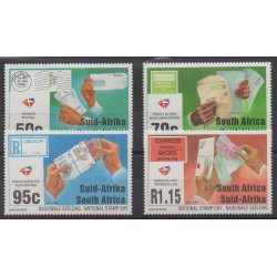 South Africa - 1994 - Nb 857/860 - Philately
