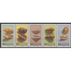 Afrique du Sud - 1995 - No 891/895 - Vie marine