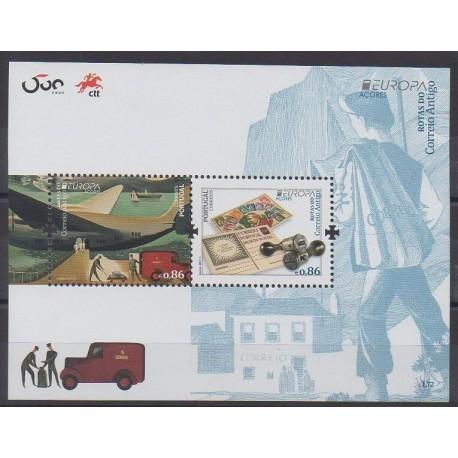 Portugal (Açores) - 2020 - No F629 - Service postal - Europa
