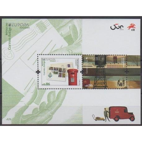 Portugal (Madère) - 2020 - No F405 - Service postal - Europa