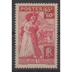 France - Poste - 1938 - No 401 - Neuf avec charnière