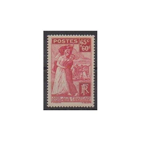 France - Poste - 1938 - No 401