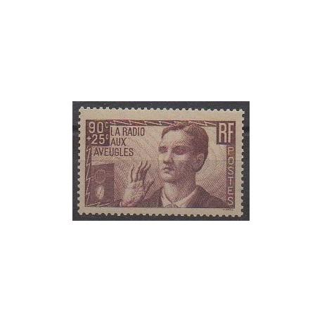 France - Poste - 1938 - No 418
