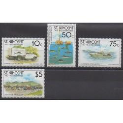 Saint-Vincent - 1993 - No 1898/1901