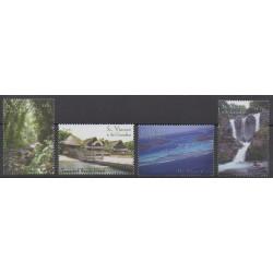 Saint-Vincent - 2001 - No 4346/4349 - Tourisme