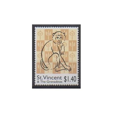 Saint-Vincent - 2004 - No 4718 - Horoscope