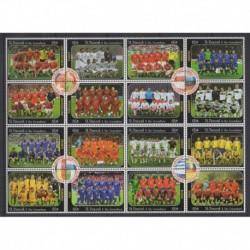 Saint-Vincent - 2008 - No 5104/5119 - Football