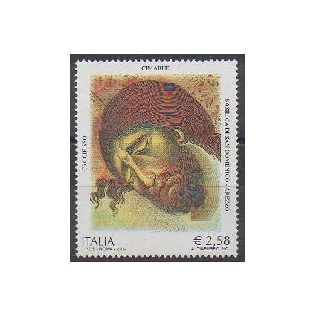 Italie - 2002 - No 2587 - Peinture