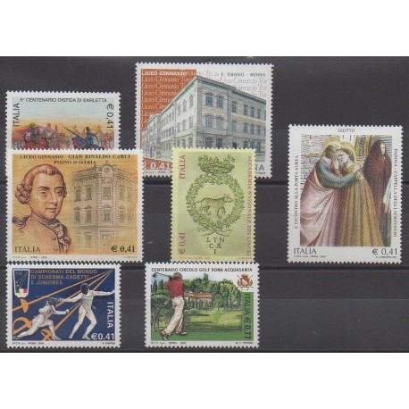 Italie - 2003 - No 2628/2634