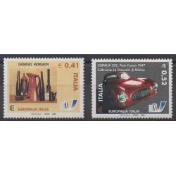 Italy - 2003 - Nb 2664/2665