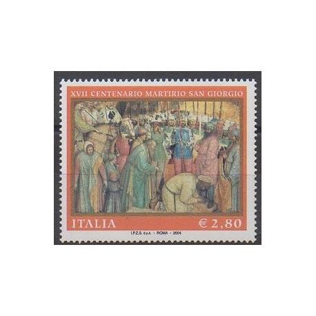 Italie - 2004 - No 2713 - Religion