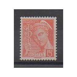 France - Variétés - 1938 - No 408a