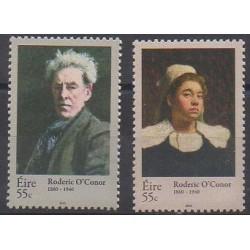 Irlande - 2010 - No 1934/1935 - Peinture