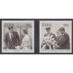 Irlande - 2013 - No 2056/2057 - Célébrités