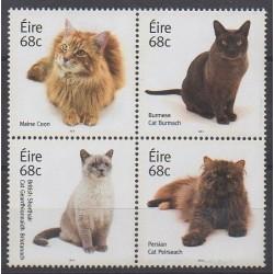 Ireland - 2014 - Nb 2109/2112 - Cats