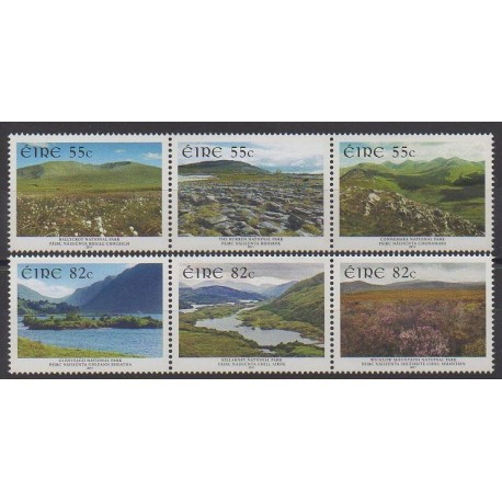 Irlande - 2011 - No 1977/1982 - Sites
