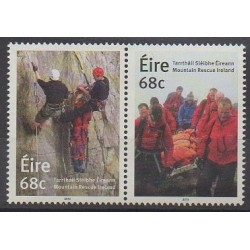 Ireland - 2015 - Nb 2134/2135 - Firemen