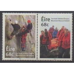 Irlande - 2015 - No 2134/2135 - Pompiers