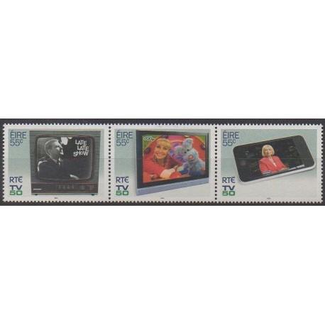 Irlande - 2011 - No 1999/2001 - Télécommunications