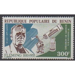 Benin - 1978 - Nb 410 - Health