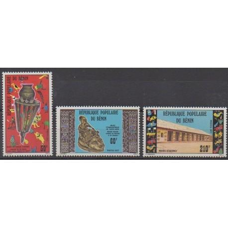 Bénin - 1977 - No 400/402