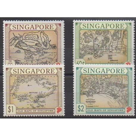 Singapore - 1996 - Nb 769/772