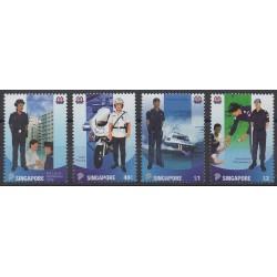 Singapour - 2003 - No 1155/1158