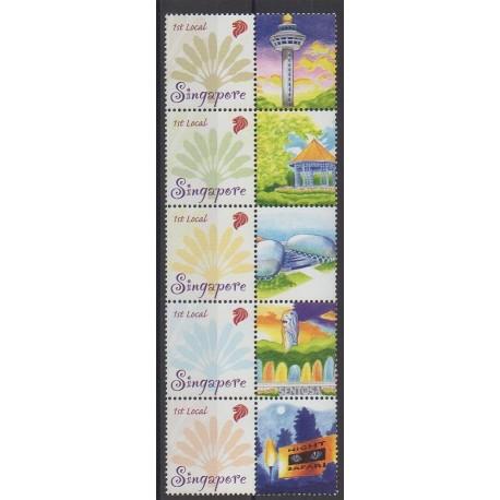 Singapour - 2006 - No 1450/1454