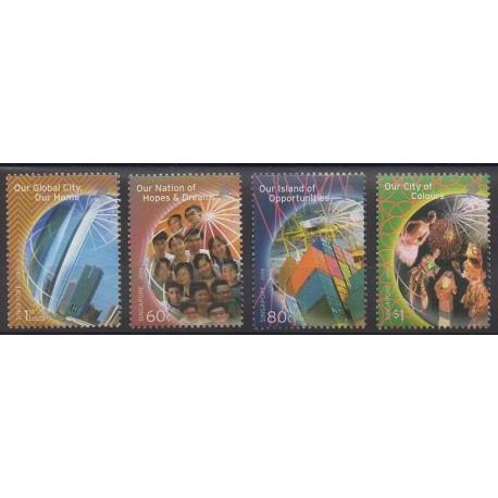 Singapour - 2006 - No 1446/1449