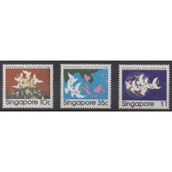 Singapour - 1986 - No 505/507