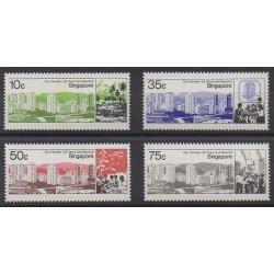 Singapour - 1985 - No 471/474